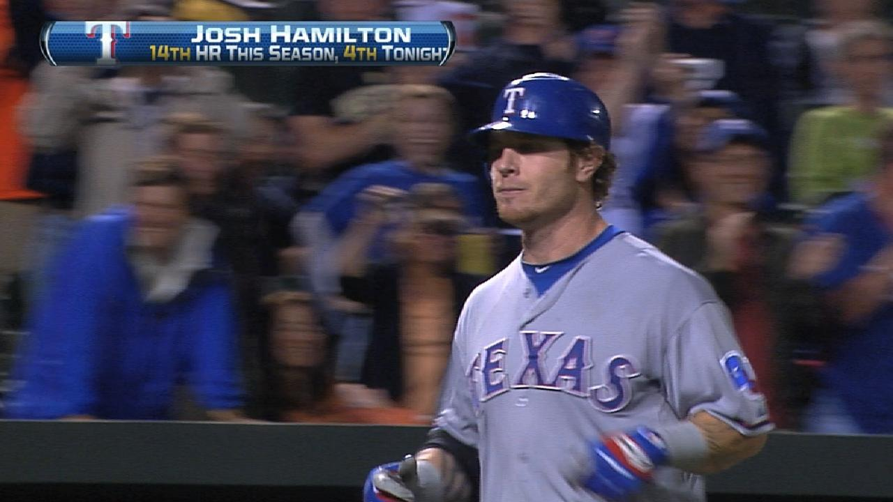 Callis on Josh Hamilton in Draft
