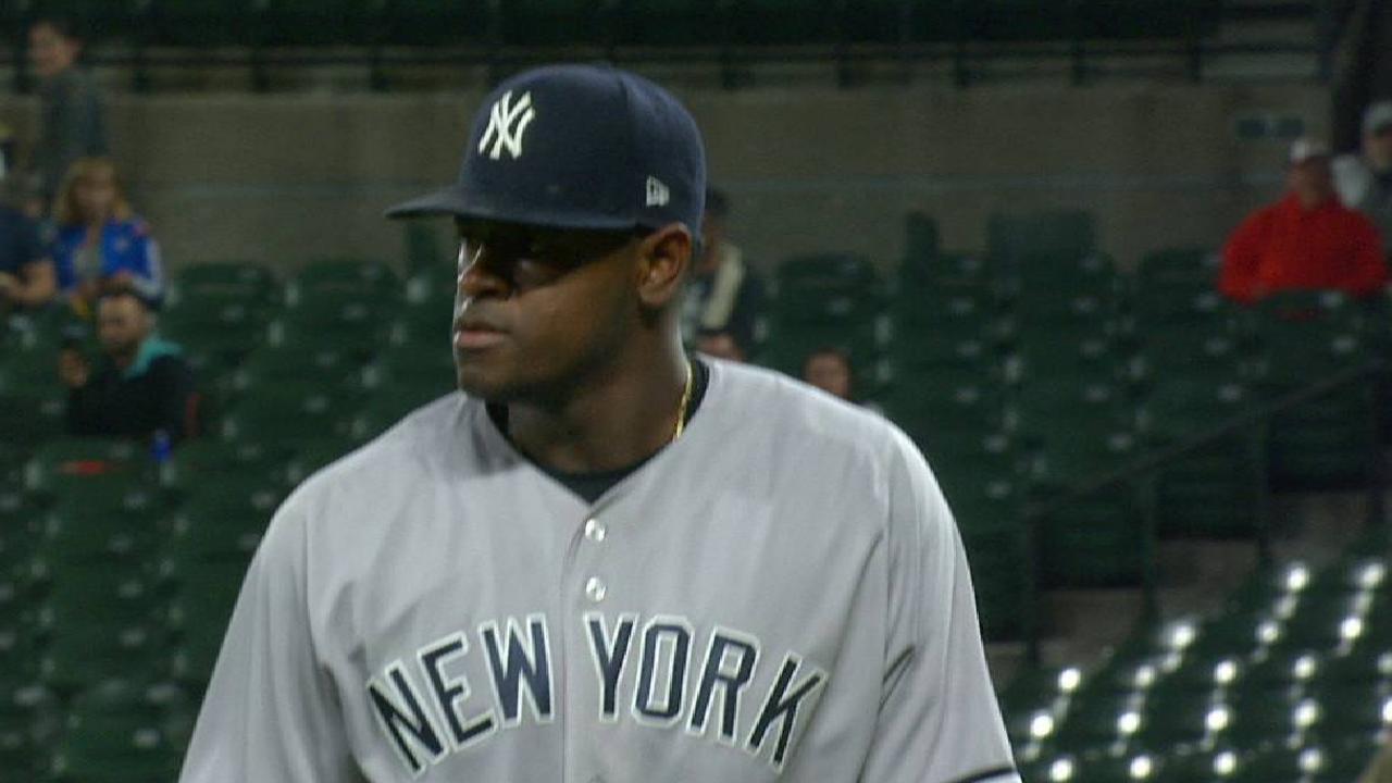 Severino dominó y Yankees igualaron la serie en Baltimore
