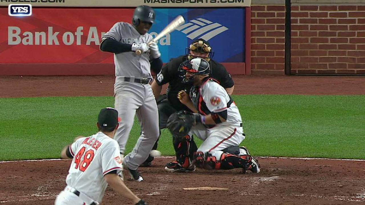 Didi rests hand, but likely back Thursday