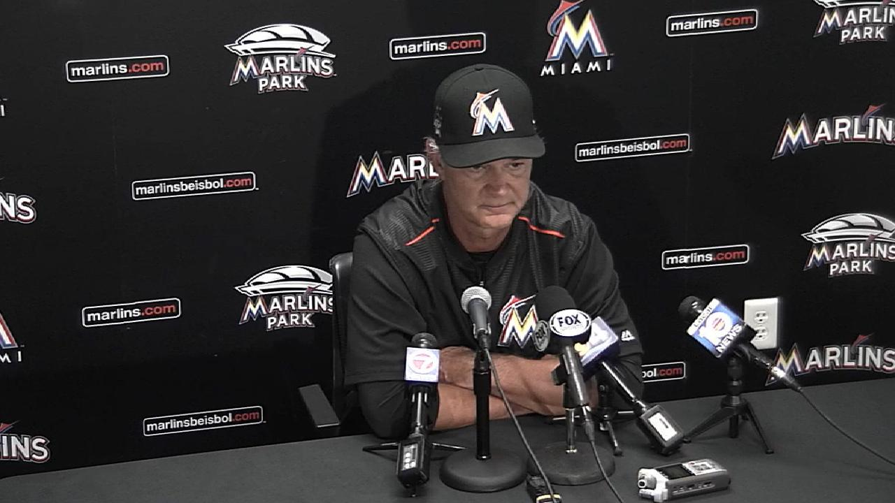 Mattingly on 10-2 win