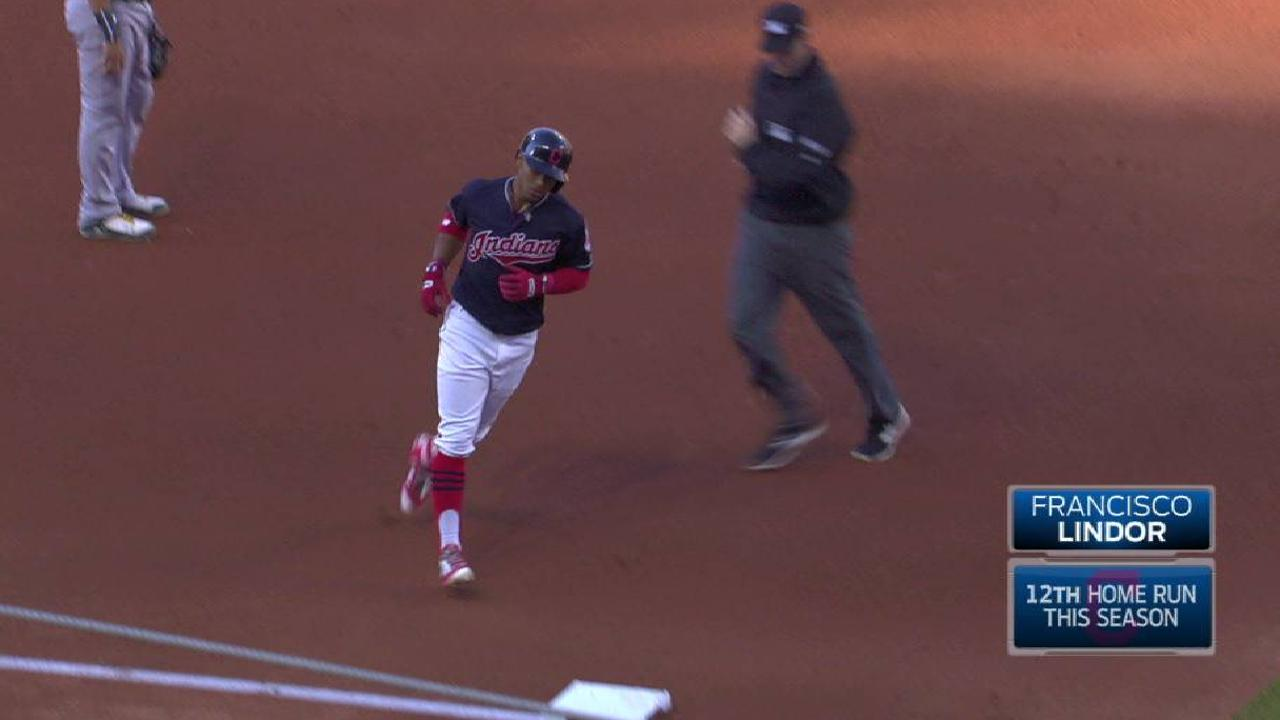 Latest HR showcases Lindor's refined approach