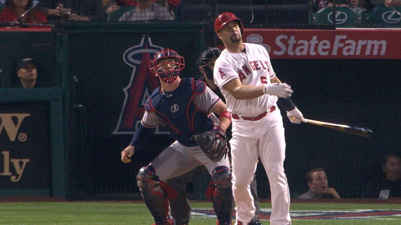 Pujols resumes quest for No. 600 on MLB.TV