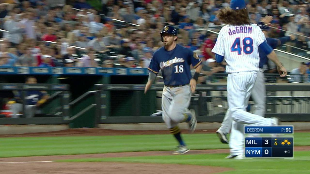 Sogard delivers as Counsell rethinks leadoff