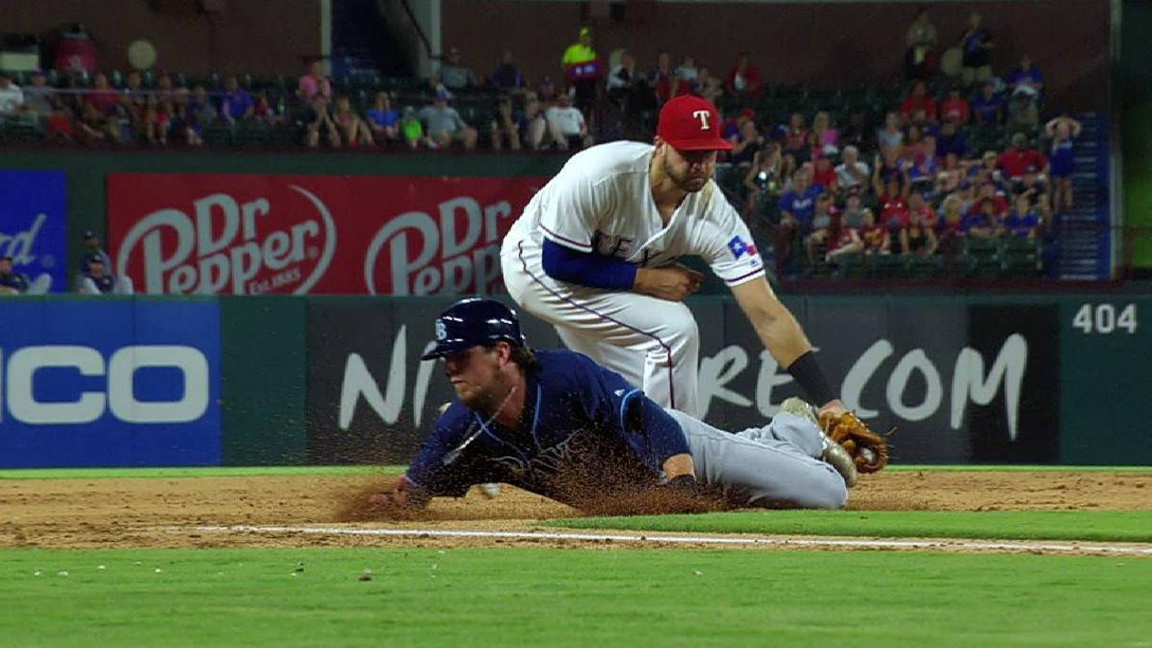 Andrus nabs Rasmus after review
