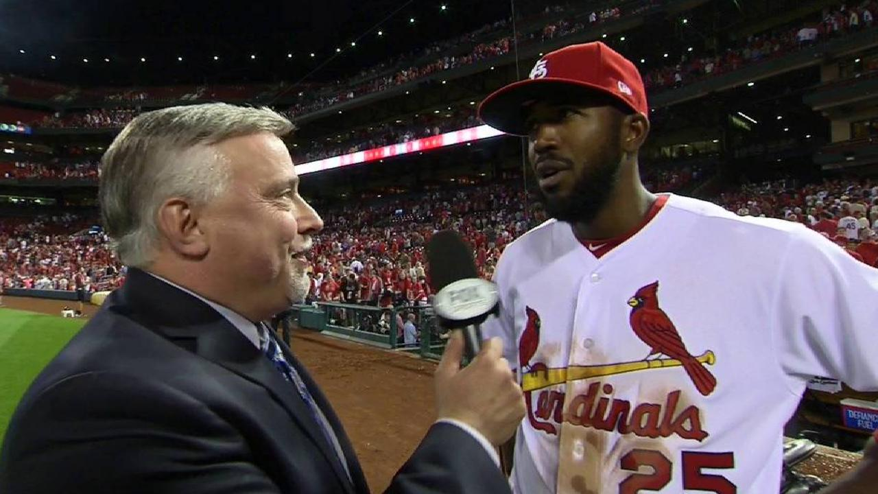 Dexter's dinger a 'shot in the arm' for Cards