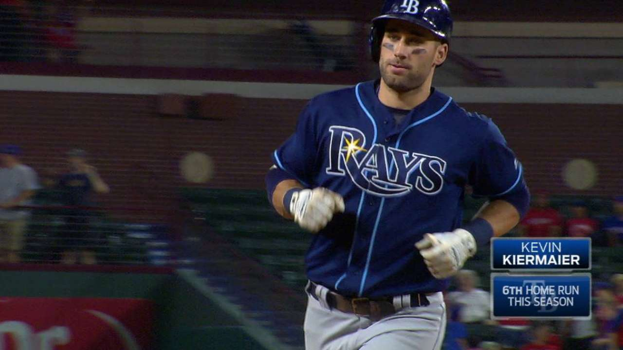 Down to final out, Kiermaier delivers heroics