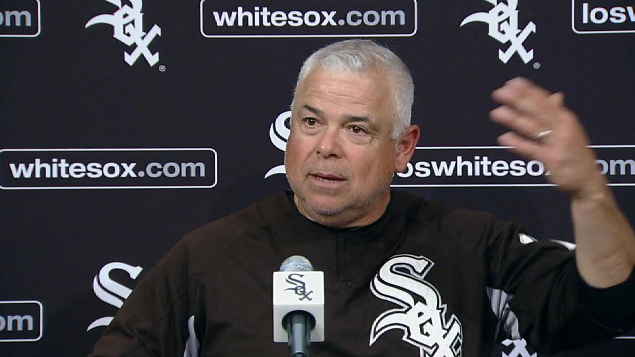 Renteria on loss to the Red Sox