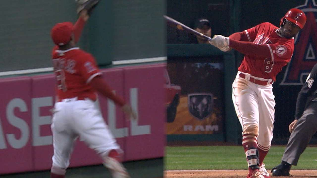 EY honors late son with game-winning homer