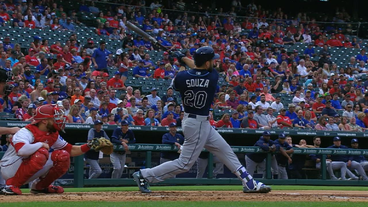 Rays belt four home runs in win