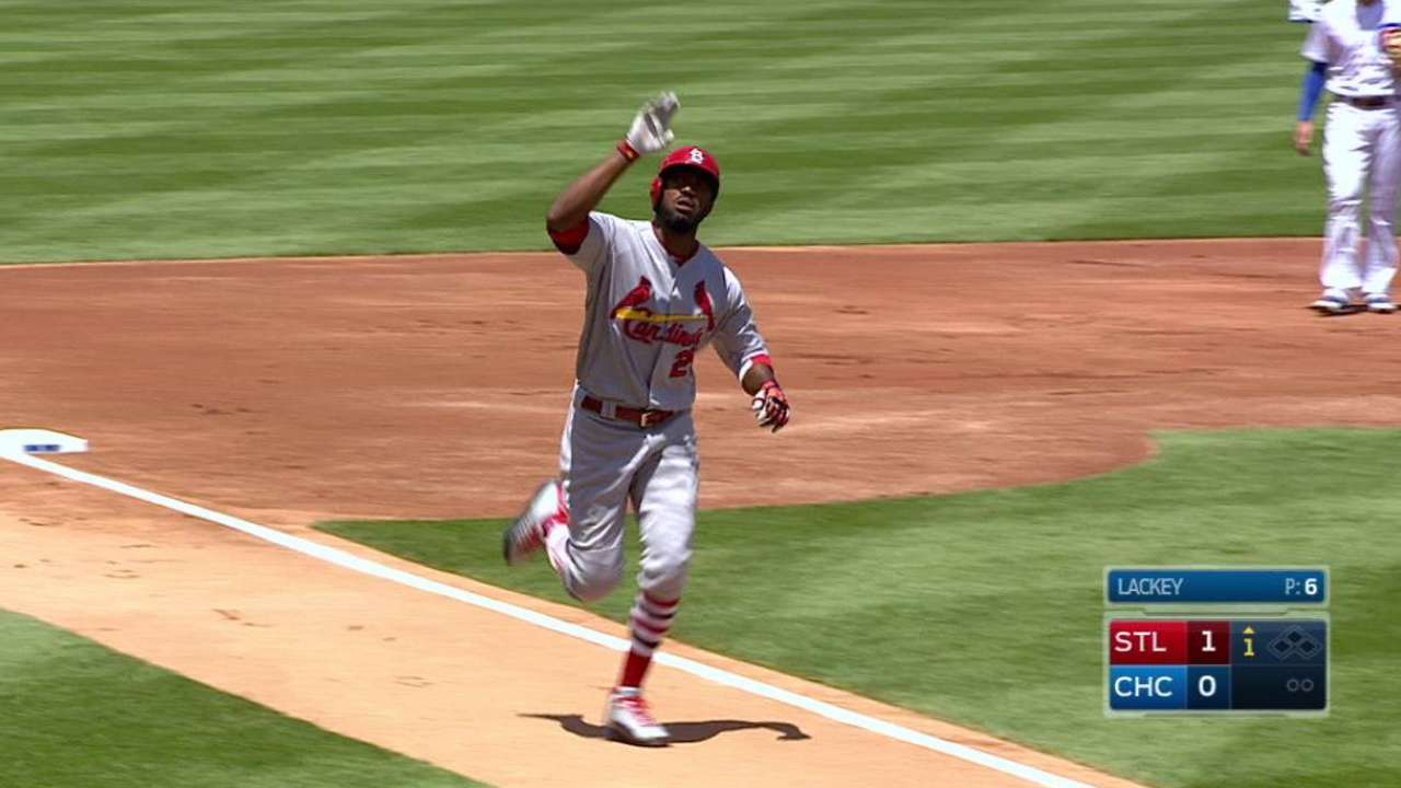 Cards unable to cap Fowler's reunion with win