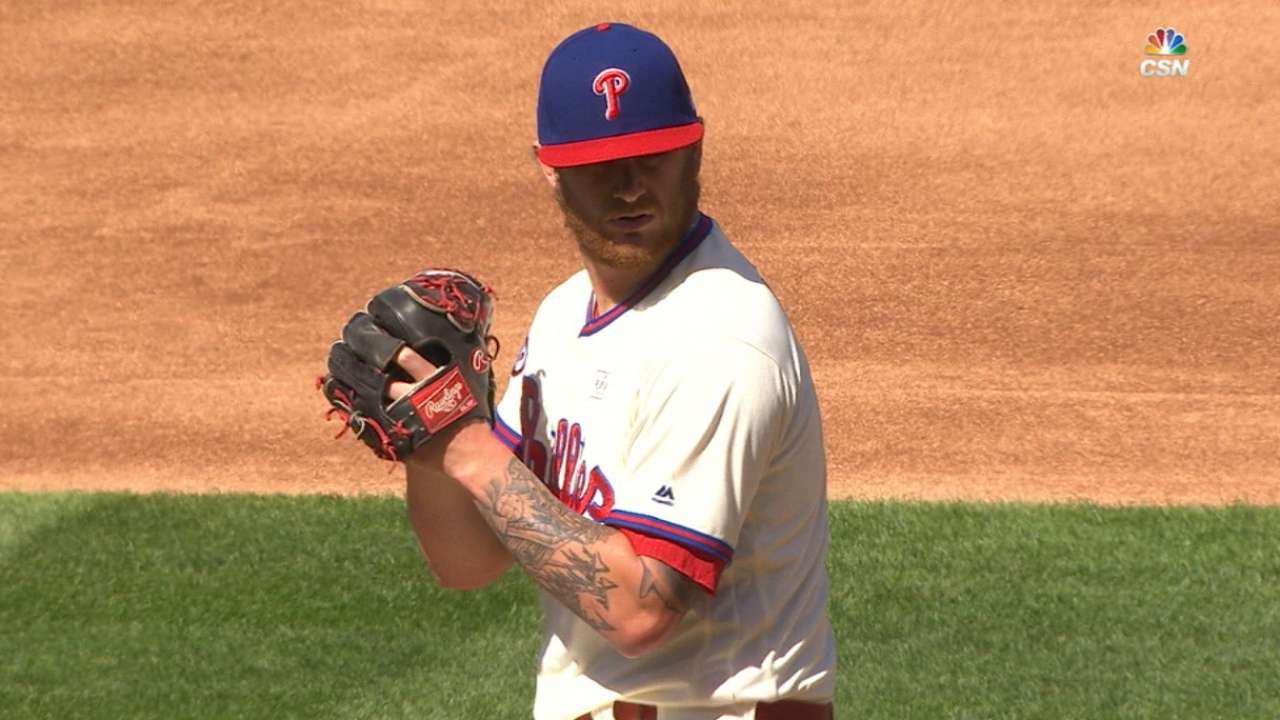 Lively works deep in dazzling MLB debut