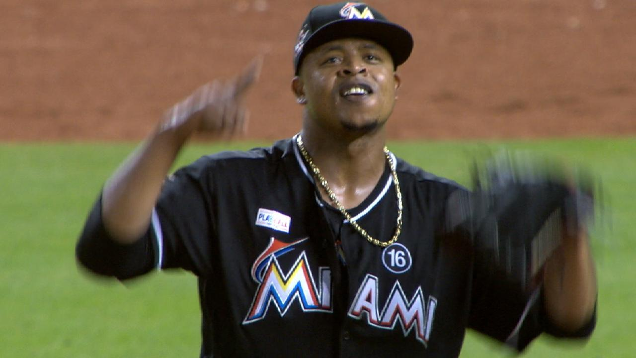 No-no doubt: Volquez nets NL Player of Week