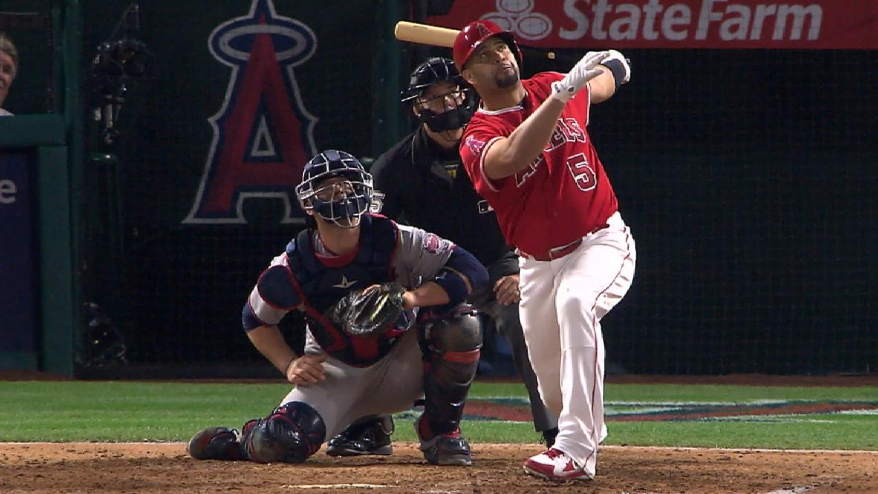 Pujols Reaches 600 Home Runs