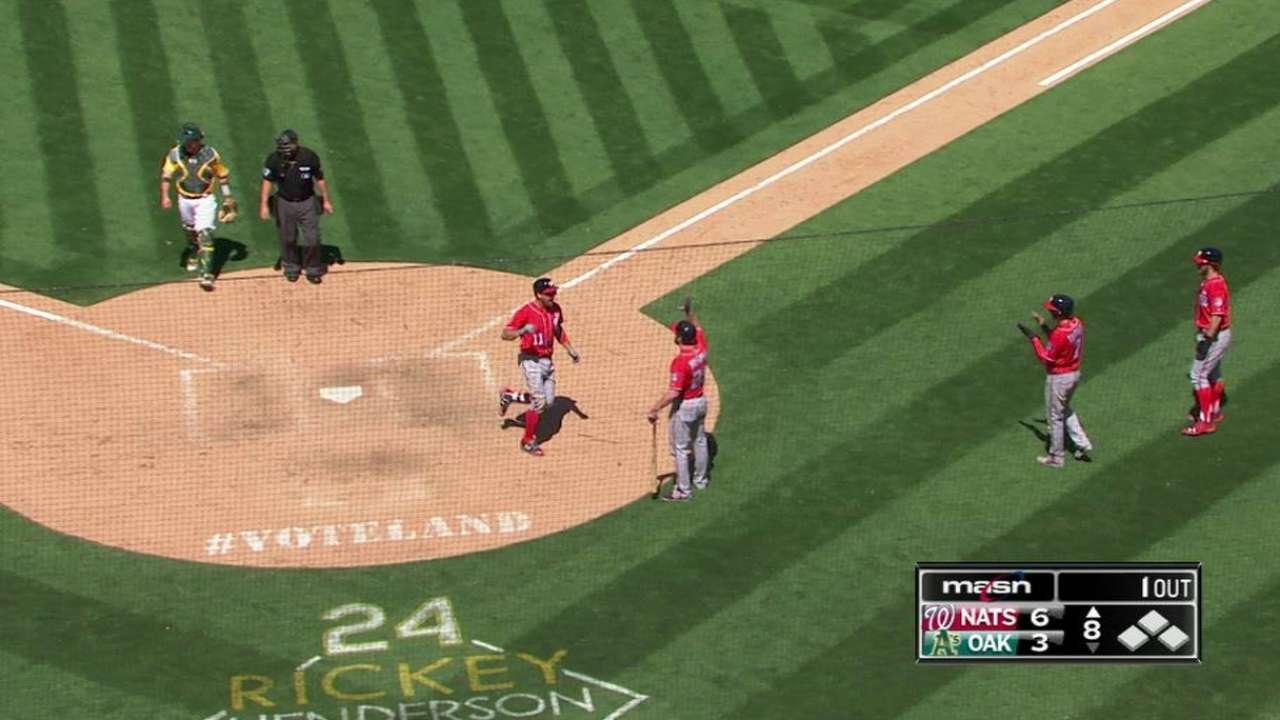 Zimmerman's three-run homer