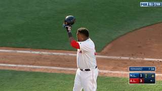 2016 ASG: Ortiz walks, exits to standing ovation