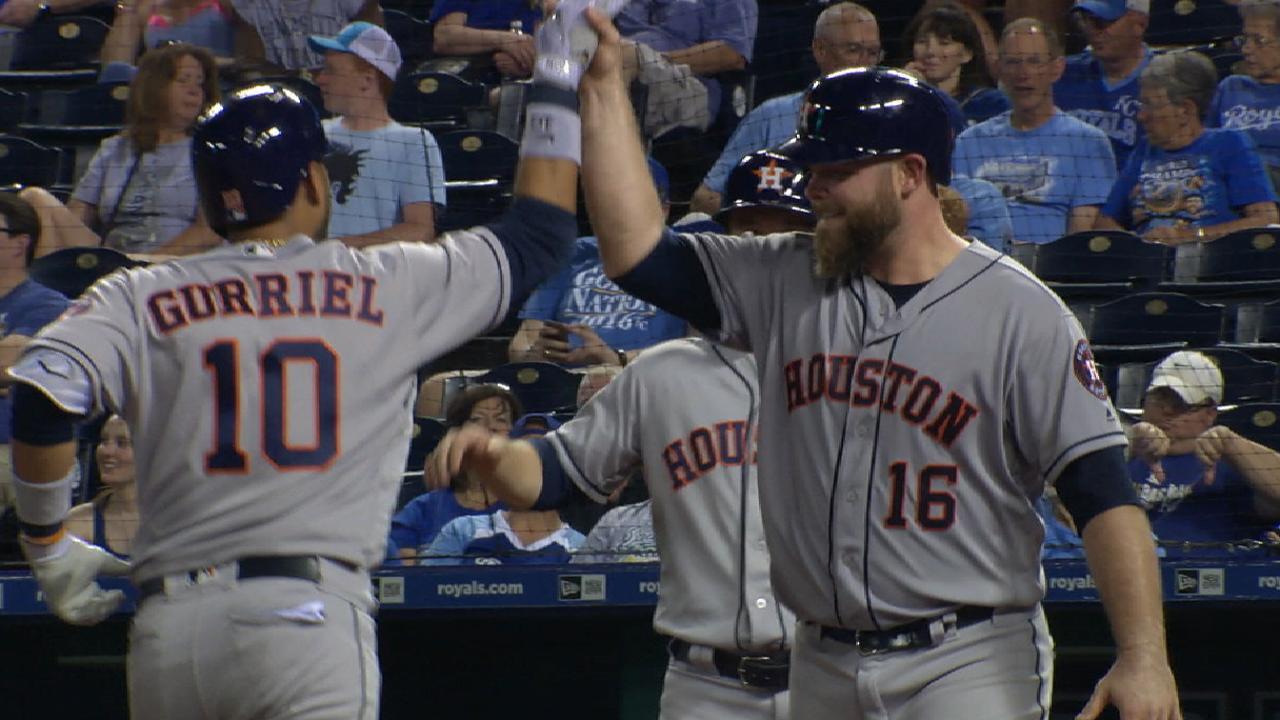 Los Astros no sueltan la cima de los Power Rankings de Grandes Ligas