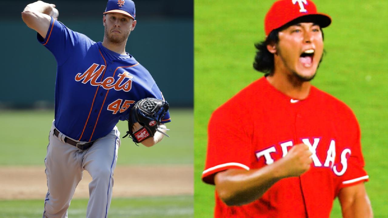 Wheeler vs. Darvish