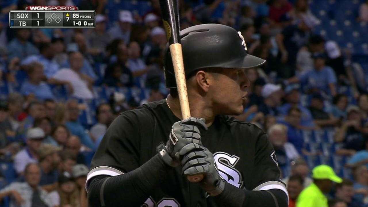 Avisail's solo home run