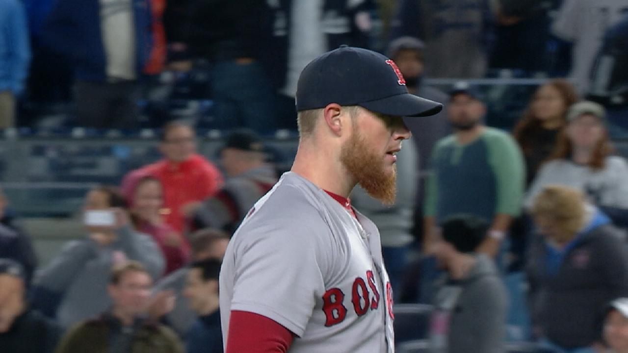 Kimbrel K's five, records save