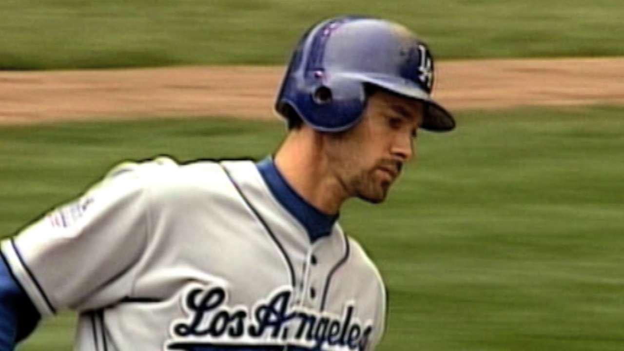 Green's four home run game