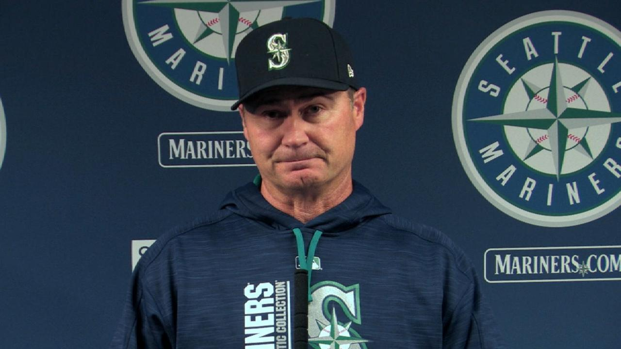 Servais on 2-1 loss to Twins