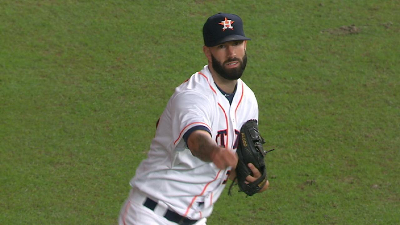 Fiers, Astros embrace 'next man up' mantra