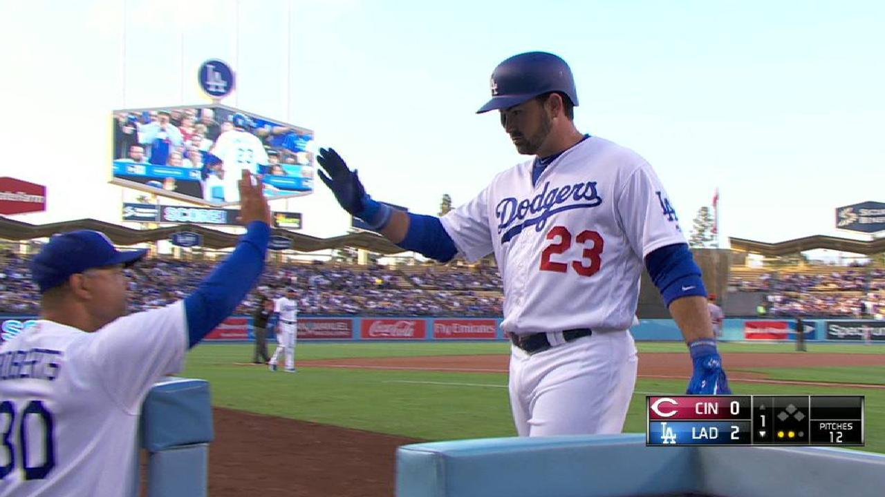 Dodgers not rushing back Gonzo, Kazmir