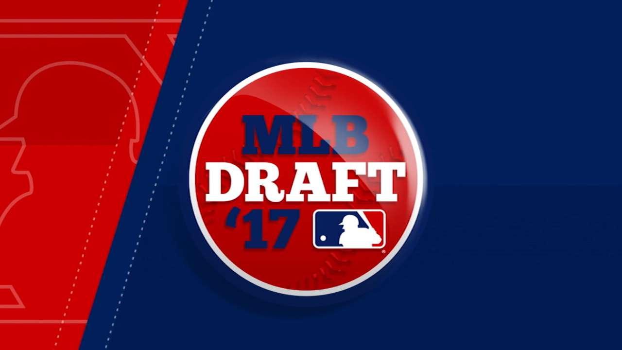 '17 Draft: Chase Pinder