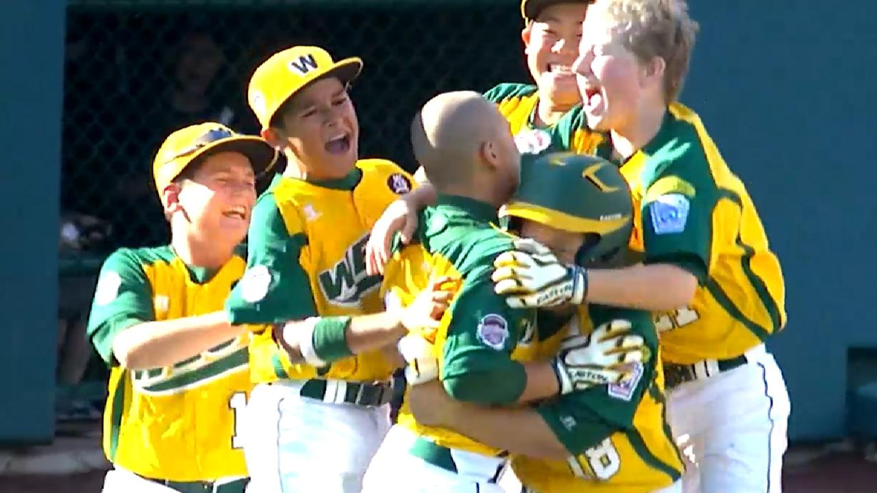 Top 10 championship games in LLWS history
