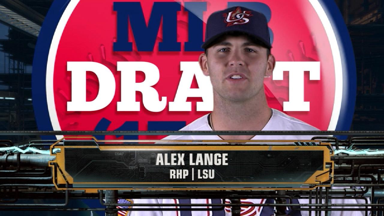 Cubs, 1st-rounder Lange agree to terms