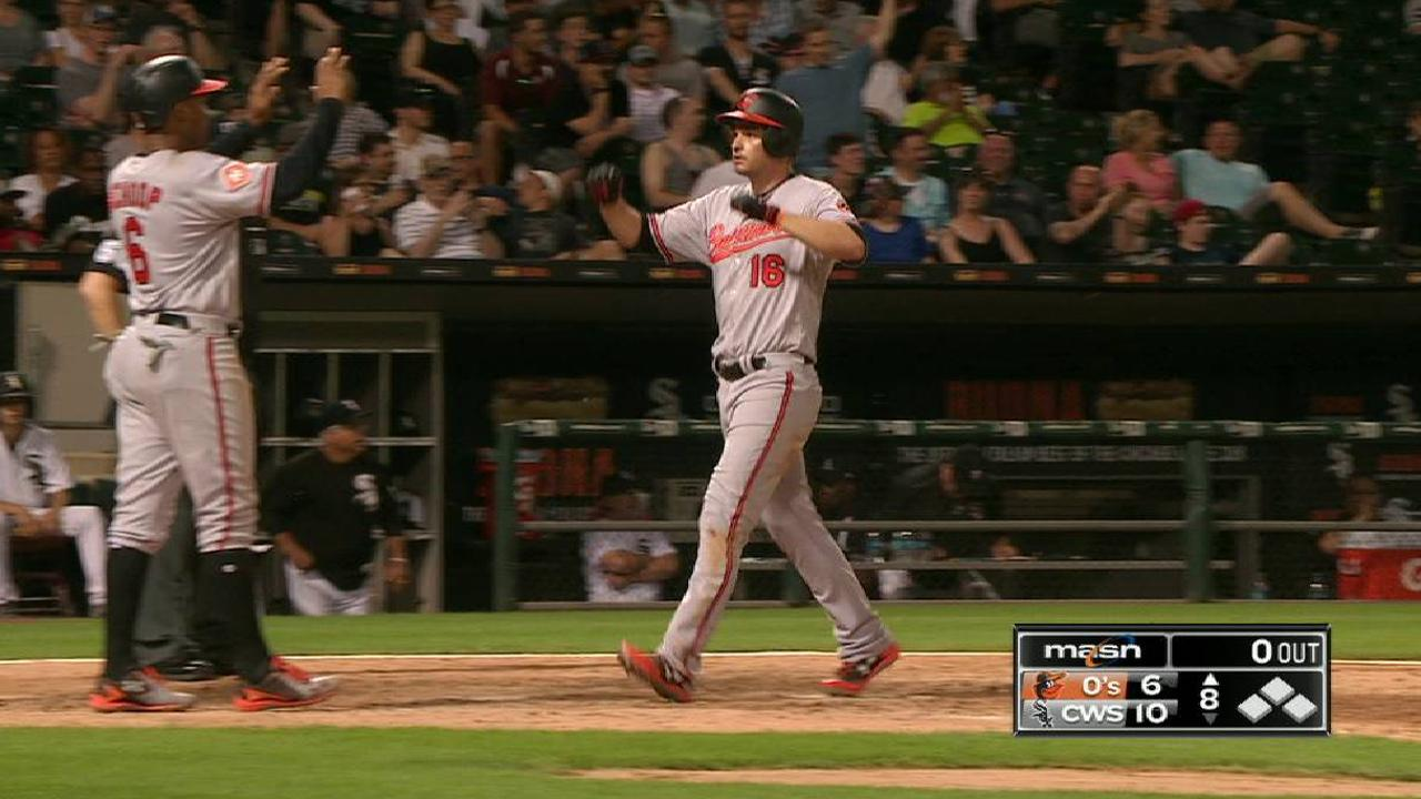 Mancini has emerged as indispensable for O's