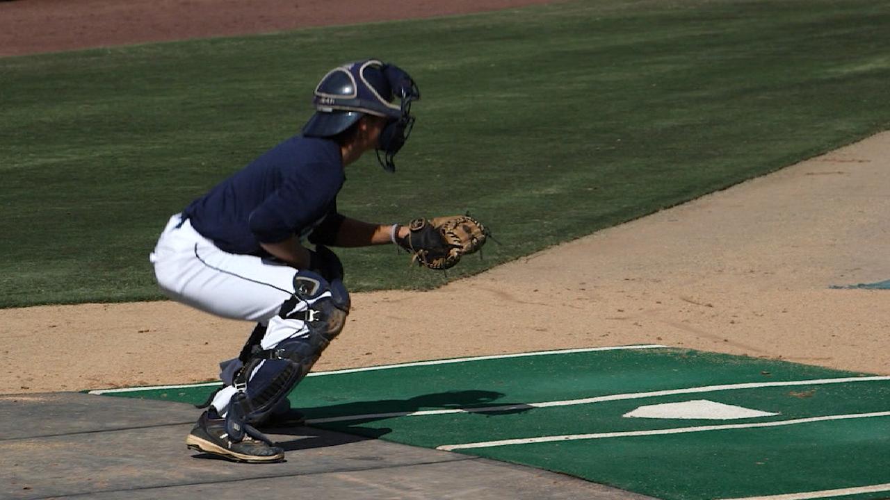 Padres draft C Hunt No. 69