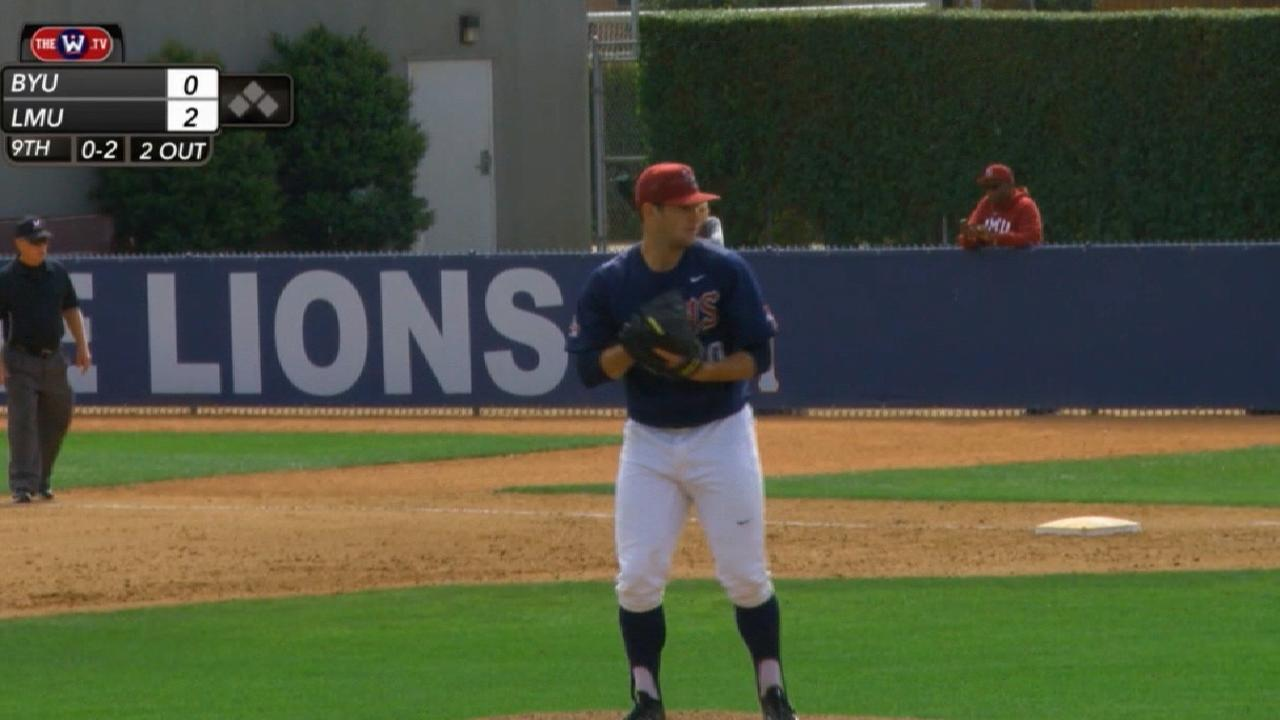Cubs draft RHP Abbott No. 67