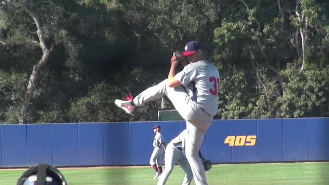 Red Sox sign first-rounder Houck