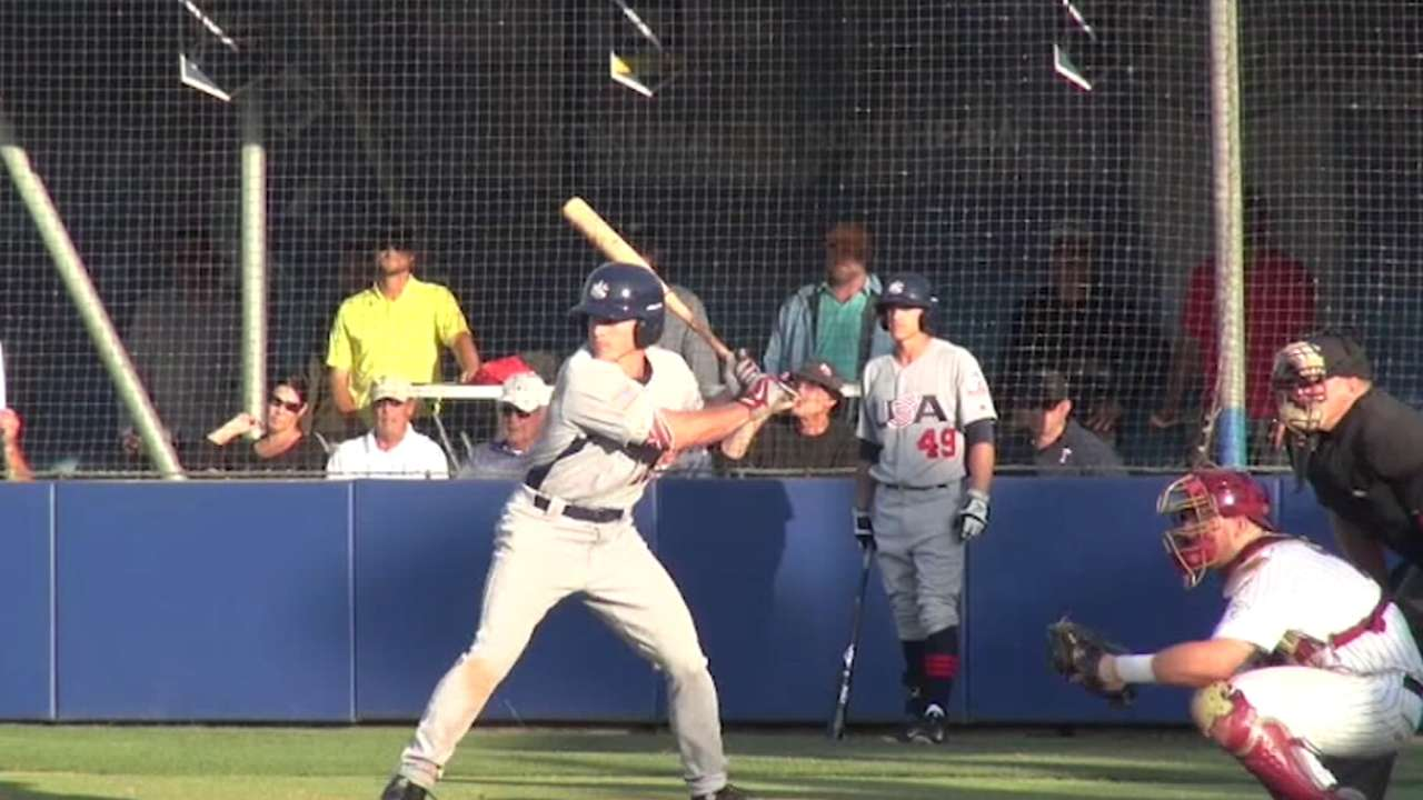 Rays fill up on college talent on Day 2 of Draft
