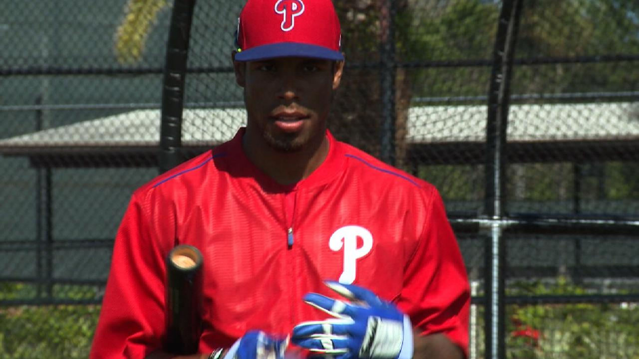 GM: Phils won't rush prospects to fill spots