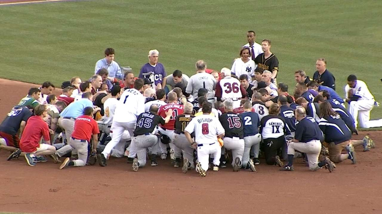 Congressional Game takes place