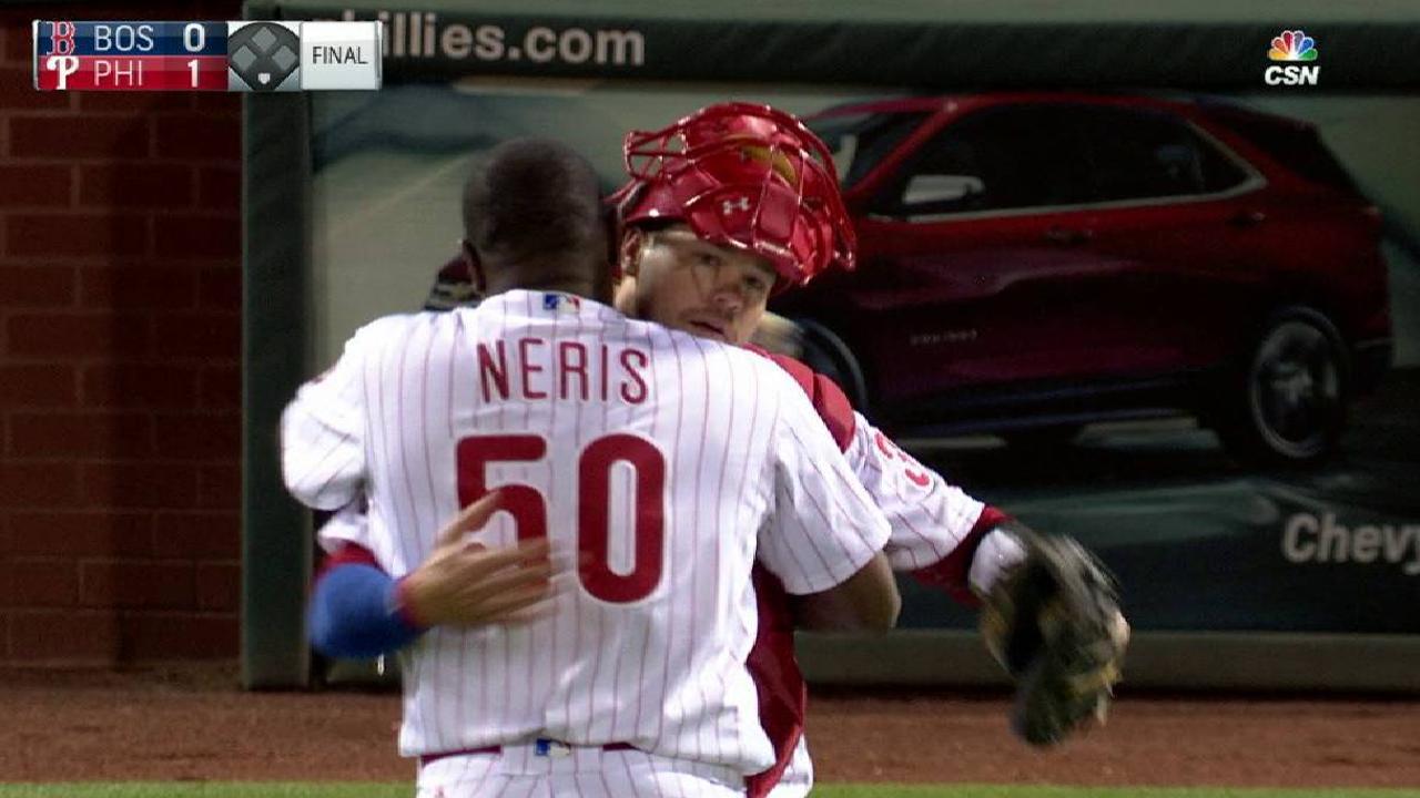 Neris locks down the save
