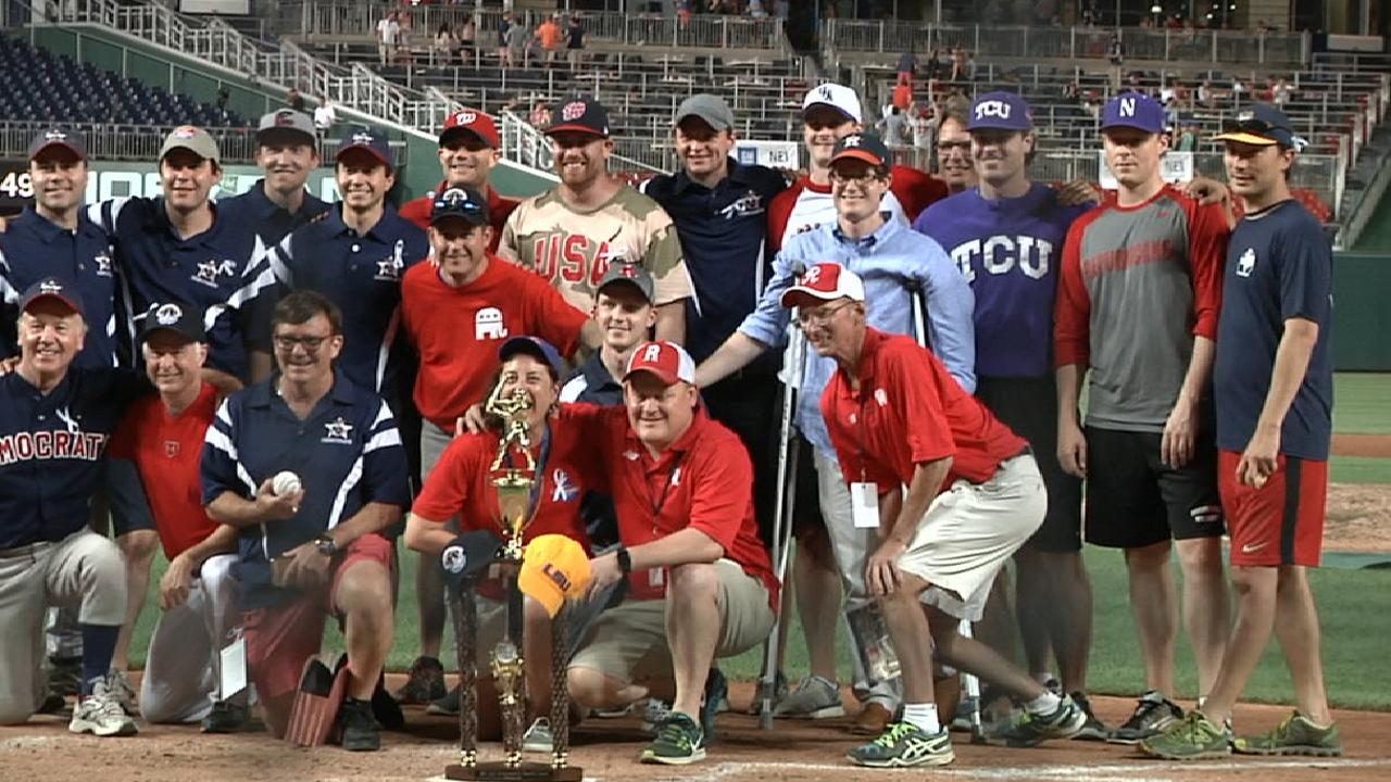 Congressional Game: The Hill, the chills
