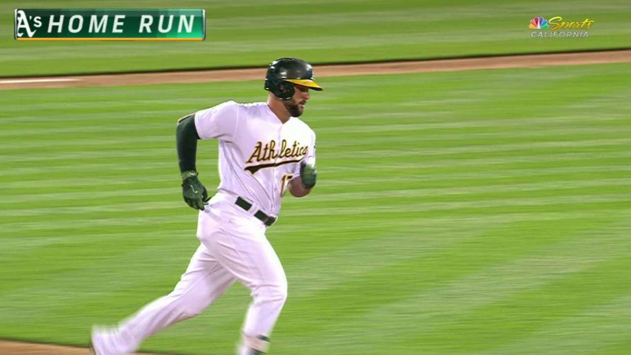 Alonso's solo home run