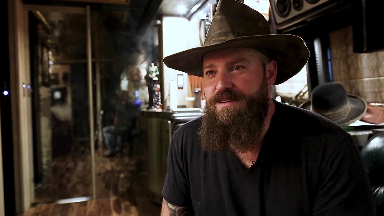 Zac Brown Band on 'My Old Man'