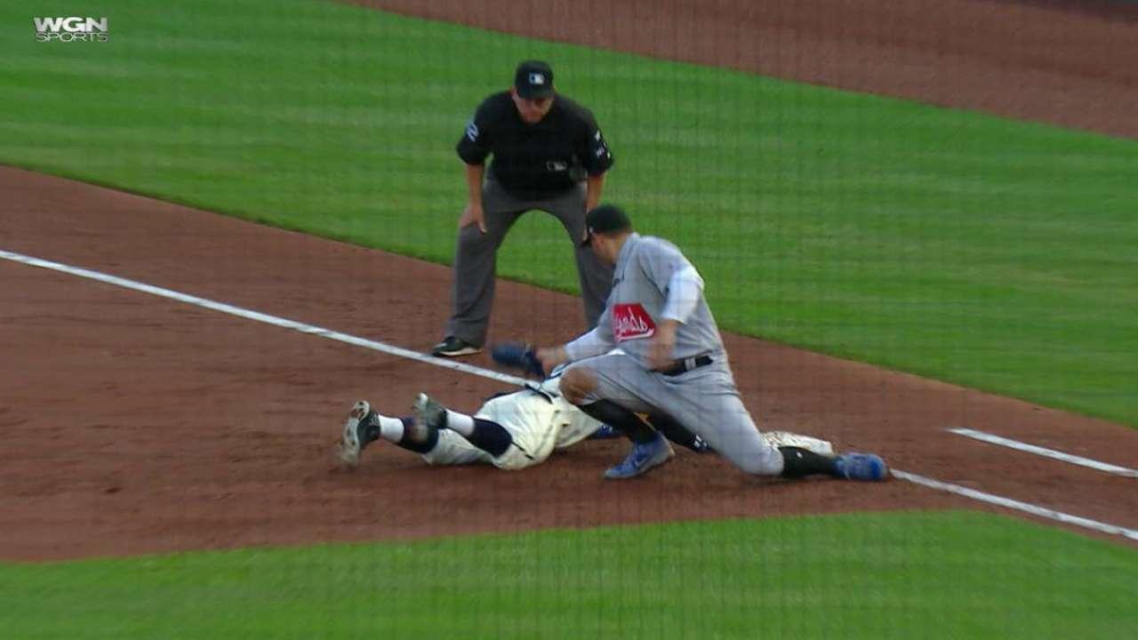 Butler picks off Cutch