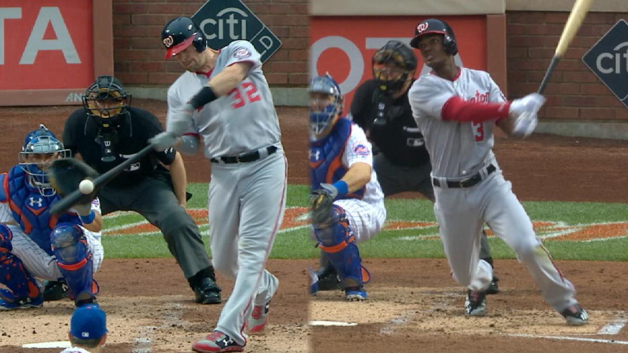 Max Scherzer poncha a 10 en victoria de Nacionales vs. Mets