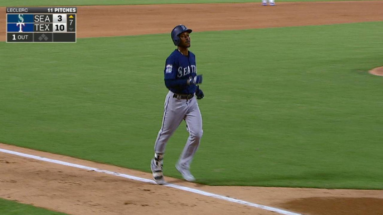 Dyson's solo home run