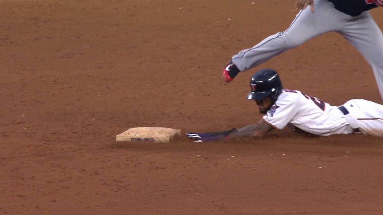 Buxton is safe, call overturned