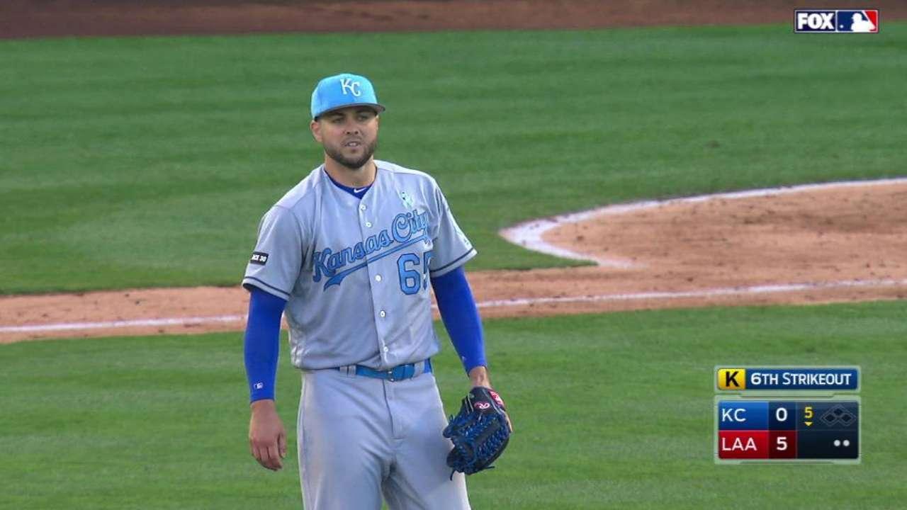 Six-game win streak snapped as bats go quiet