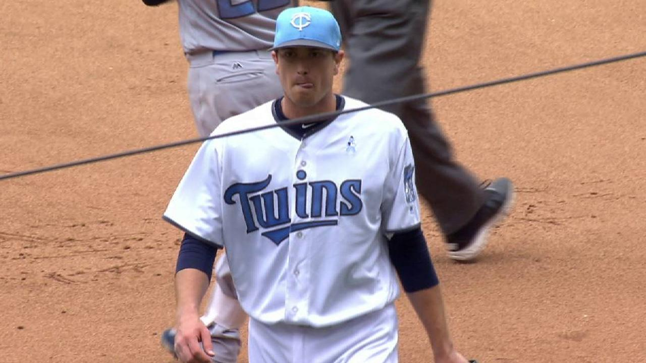 Twins searching for positives after rough series