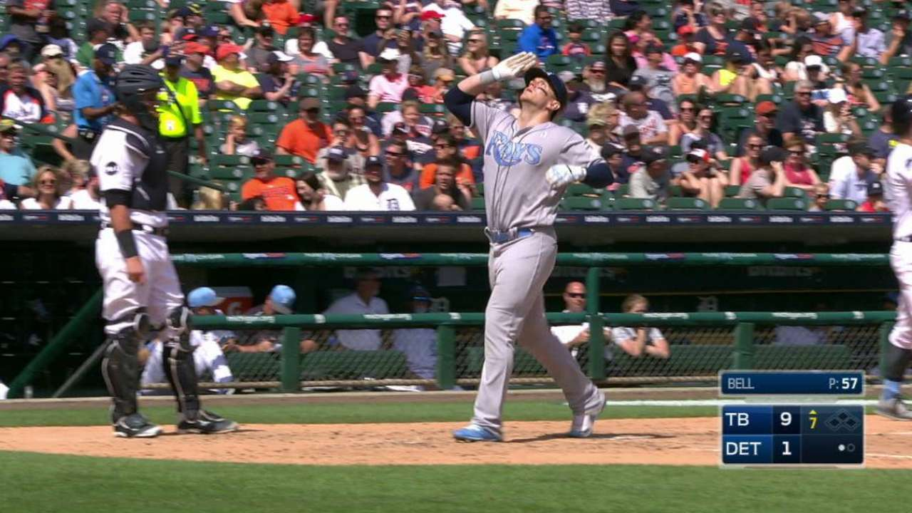 Morrison's homer to right