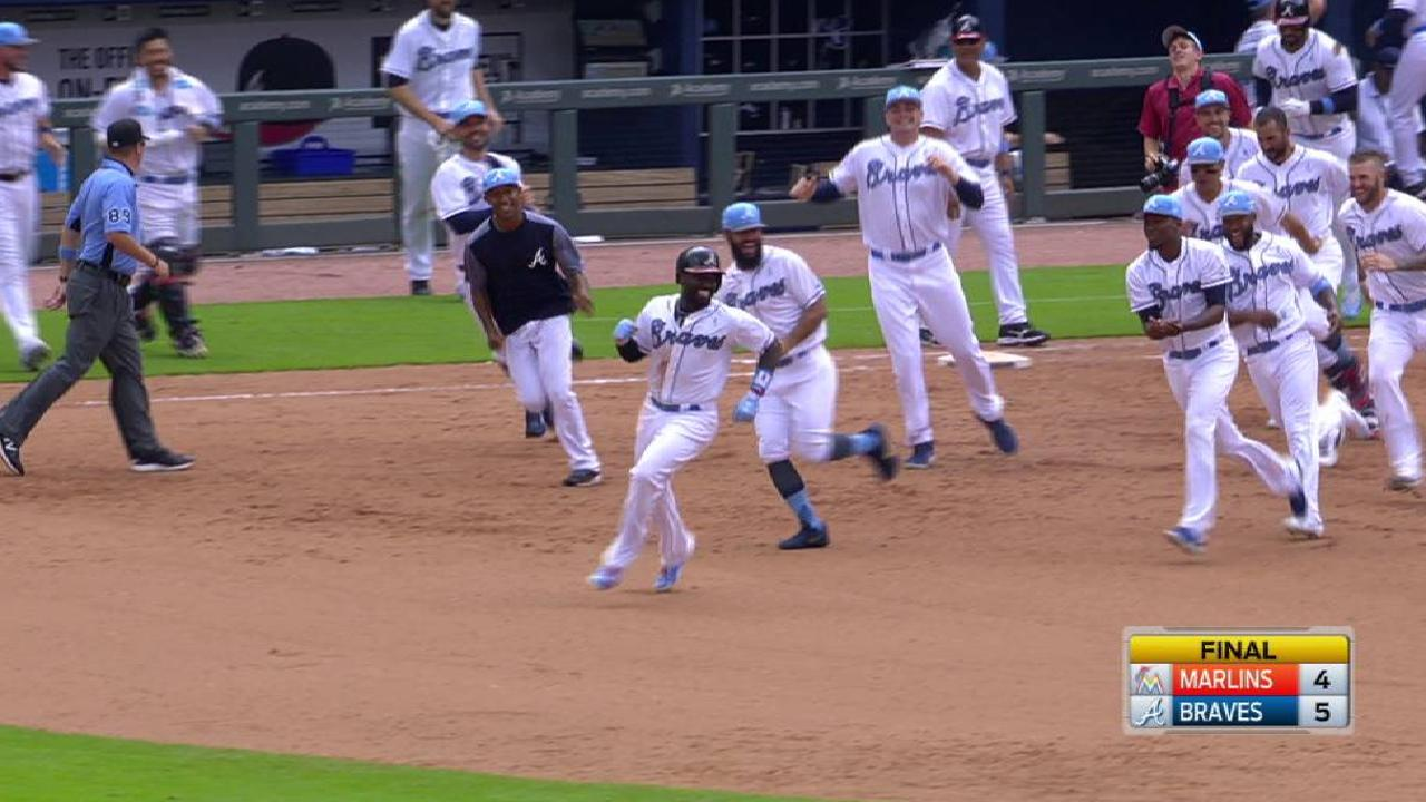 Five-man infield causes confusion in ninth