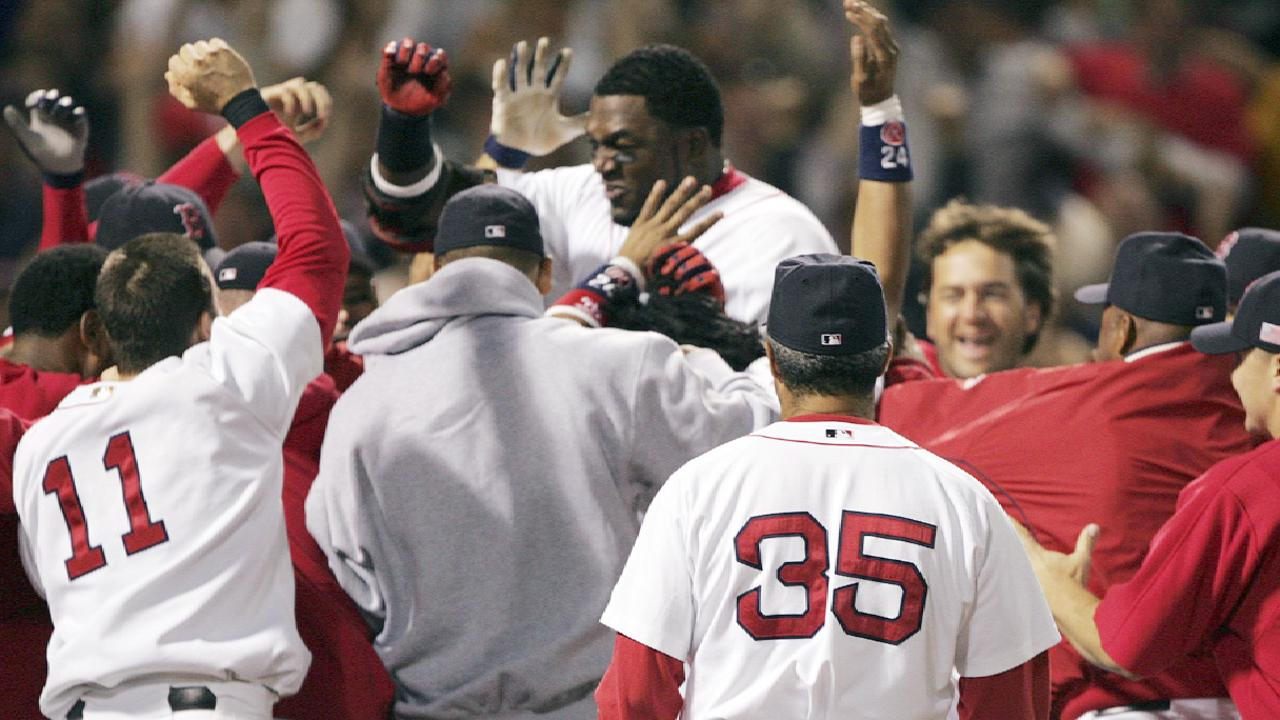 Papi 10 List, No. 5: Walk-off to ALCS